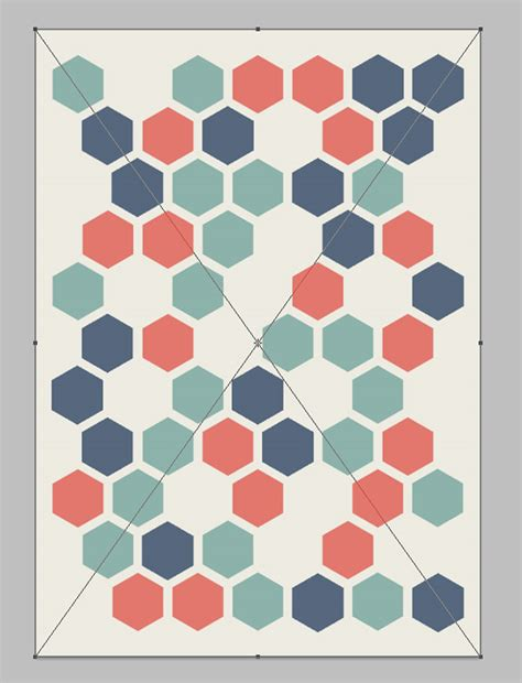 design poster square how to create an abstract geometric poster design