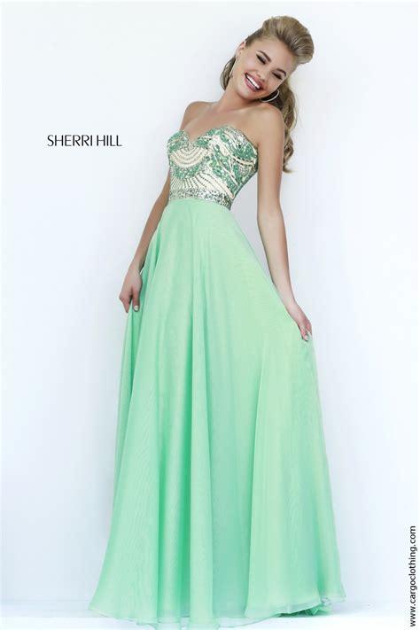 light green long dress 1942 sherri hill dress at uk authorised seller cargo clothing