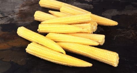Think You Corn by You Stopped To Think Where Baby Corn Came From