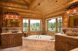 Log Home Bathroom Ideas by Log Home Bathroom Ideas For Our New House Pinterest