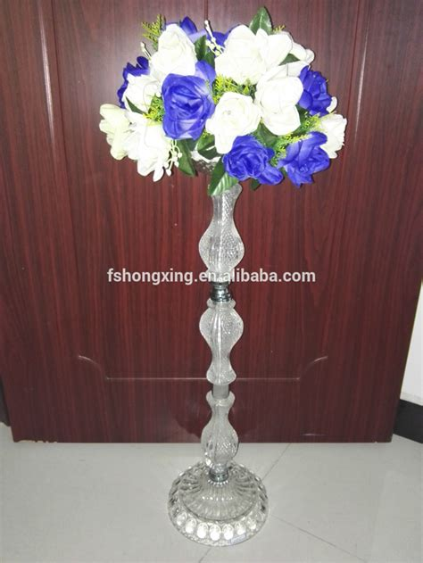 Vase Decoration Table by Wedding Table Flower Stands Flower Vase For Wedding Table