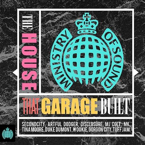 The House That Garage Built Cd3 Ministry Of Sound Mp3 House Album
