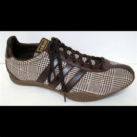 61 adidas shoes adidas women s brown houndstooth