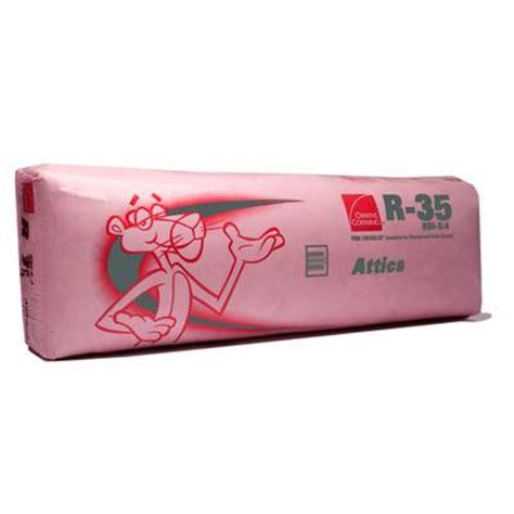 pink fiberglas insulation r 35 piink fiberglas attic