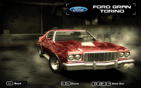 Need For Speed Torino by Need For Speed Most Wanted Ford Gran Torino 1974 Nfscars