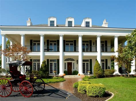 greek revival mansion estate of the day 2 9 million greek revival mansion in