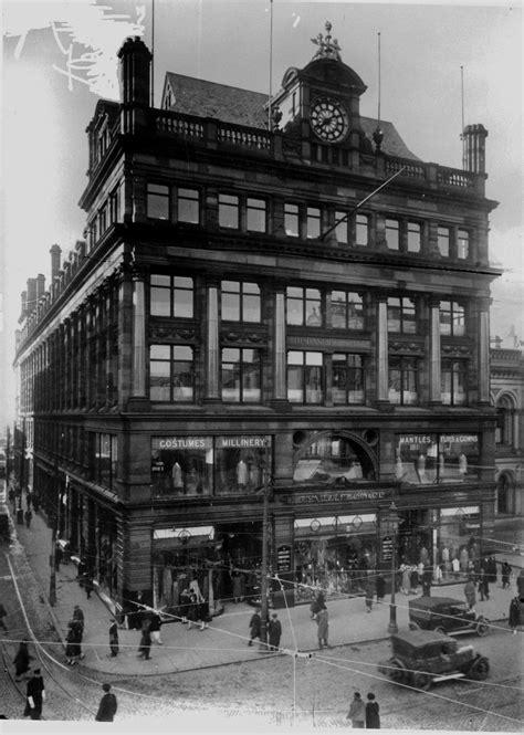 Belfast's iconic stores through the years - Belfast Live