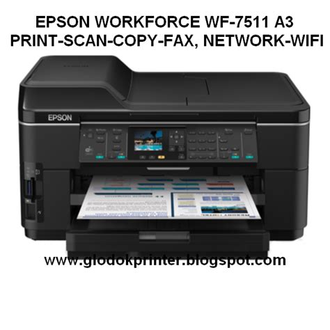 Printer Epson A3 Murah Harga Printer Epson Wf7511 A3 All In One Murah Di Jakarta Glodok Mangga Dua Glodok Printer