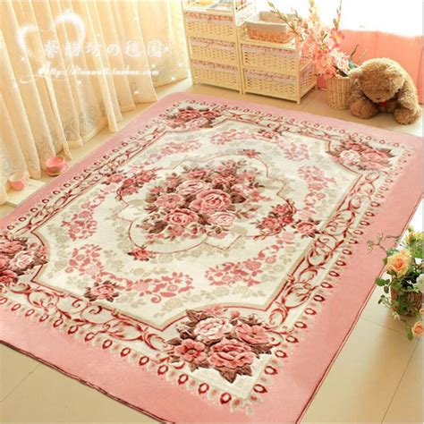 washable bedroom rugs 200cm 150cm rose flower carpet large washable living room rugs home decorative parlor