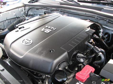2008 Toyota Tacoma Engine 2008 Toyota Tacoma V6 Prerunner Trd Sport Cab 4 0