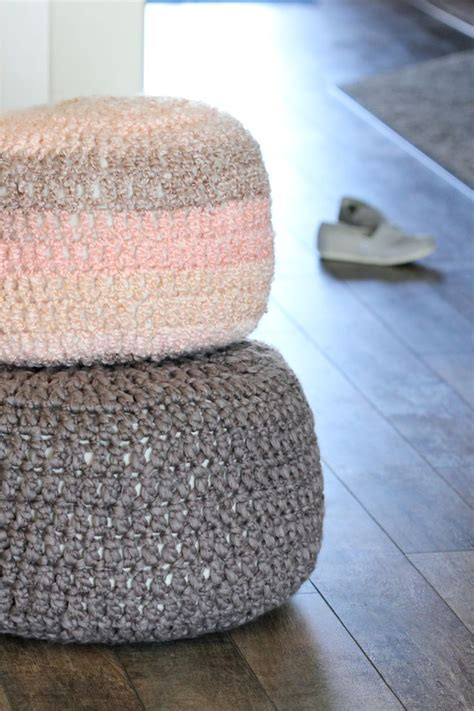 free crochet bean bag chair pattern 84 best images about pouf on free pattern