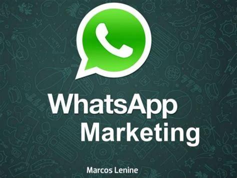 tutorial whatsapp marketing whatsapp para neg 243 cios marcos lenine
