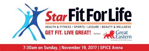 star fit  life fun run   runners running