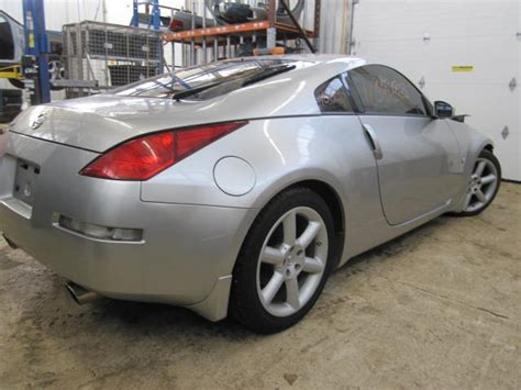 nissan 350z parts parting out 2003 nissan 350z stock 110632 tom s