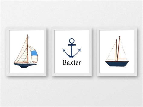 sailboat nursery decor 1000 ideas about sailboat nursery on whale