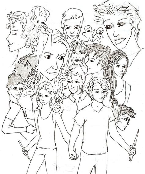 mortal instruments coloring pages the mortal instruments by stravaganzette on deviantart