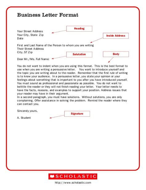 business letter format where to put email address business letter format 9 dvd