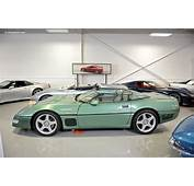 1991 Callaway Corvette Speedster Image Chassis Number 000