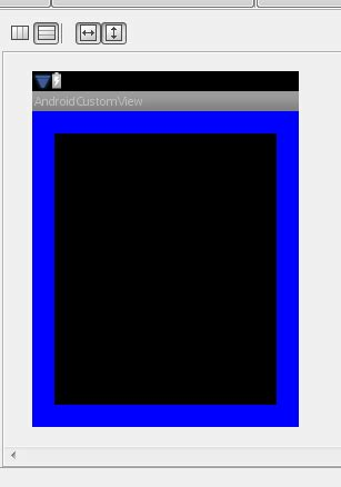 android layout editor custom view android dom creating a custom view that takes attributes