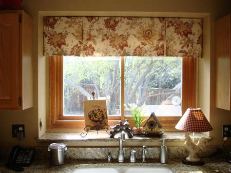 Kitchen Window Curtains Ideas Small Kitchen Window Treatments Decor Ideasdecor Ideas
