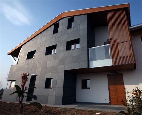 rivestimento facciate in legno rivestimenti di facciate in legno alluminio