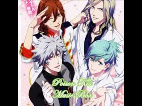 uta no prince sama quartet night poison kiss english lyrics music box quartet night poison kiss uta no prince