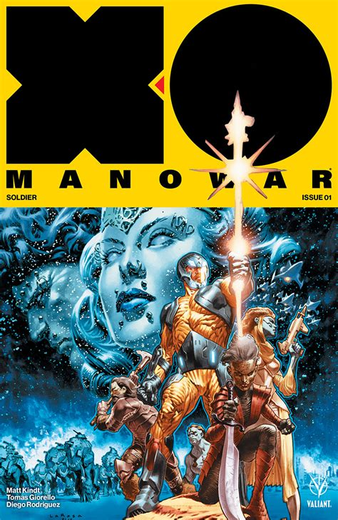x o manowar 2017 volume 3 emperor books x o manowar 1 six page lettered advance preview nerdspan