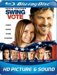 movie swing vote swing vote blu ray