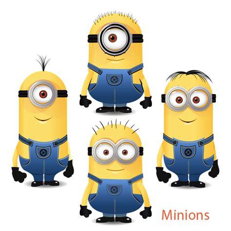 imagenes de minios sin fondo vectores gratis minions vector y png