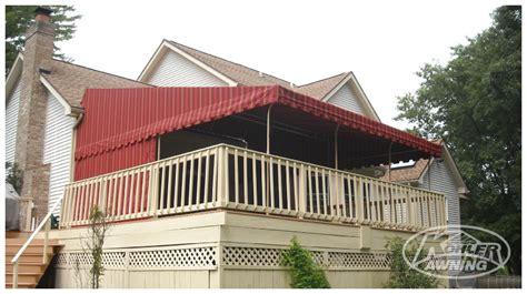 kohler awnings raised roof fabric awnings kohler awning