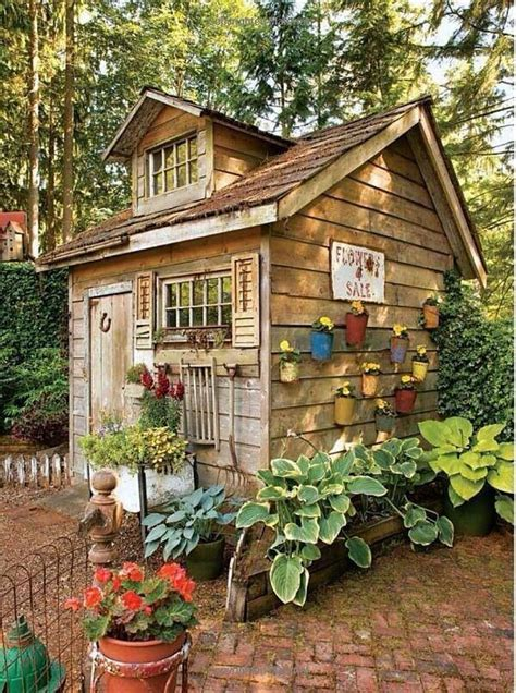 cute backyards 1000 images about cute little sheds on pinterest sheds