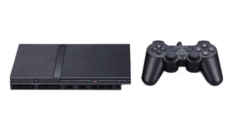Ps2 Sony Playstation 2 by Sony Playstation 2 Slim Review Sony Playstation 2 Slim Cnet