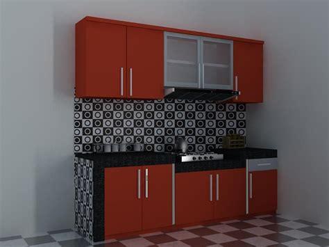 daftar harga  model kitchen set minimalis modern terbaru rumah impian
