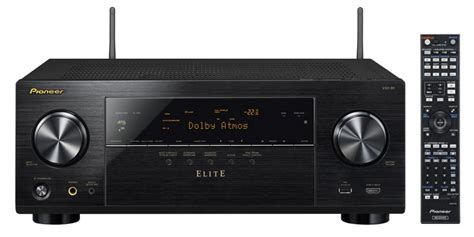 pioneer elite vsx 45 vsx 90 a v receivers ecoustics