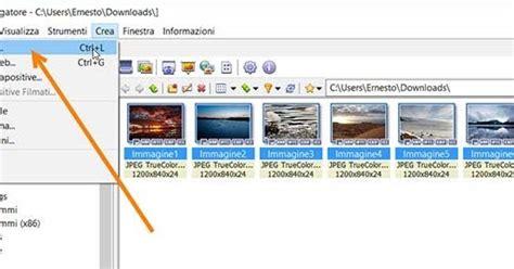 tutorial internet gratis no notebook come creare una presentazione di foto gratis con xnview