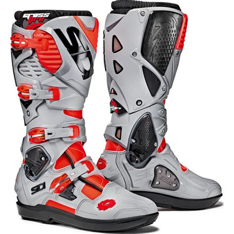 motocross boots sidi sidi crossfire 3 srs motocross boots arrivals