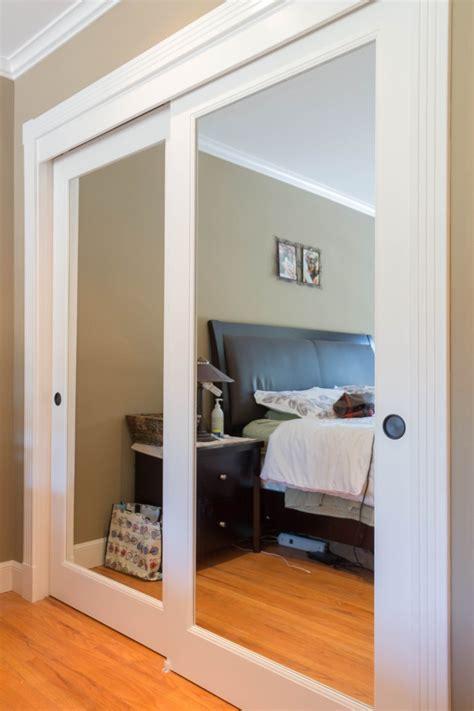mirror closet doors  cupertino interior door