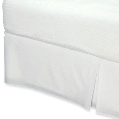 14 Inch Bed Skirt by Smoothweave 14 Inch Tailored Bed Skirt Bed Bath Beyond