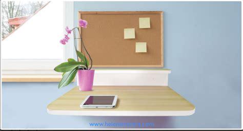 Meja Dinding Meja Minimalis Meja Lipat Meja Laptop 7 furniture minimalis multifungsi yang unik modern dan simple helenamantra