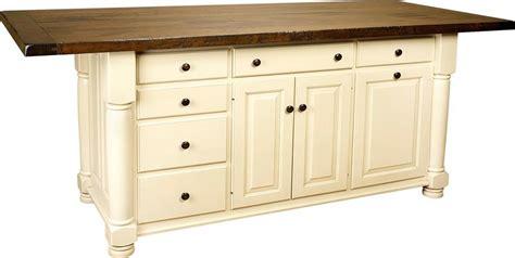 amish furniture kitchen island amish turned leg kitchen island