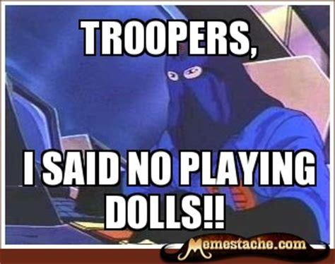 Cobra Commander Meme - cobra commander meme by invader star irken on deviantart