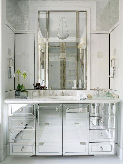 mirror vanity