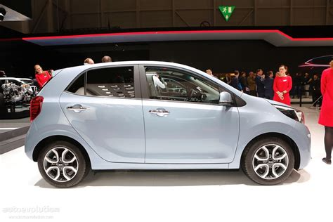 small cars 2017 kia picanto is the cutest small car in geneva