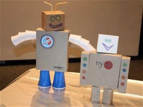 Robo Am303 Summer Day Box cereal box robot make