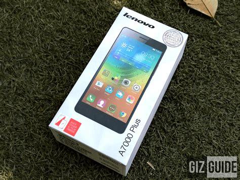 Lenovo A7000 Plus Review lenovo a7000 plus review a top 8000 pesos contender