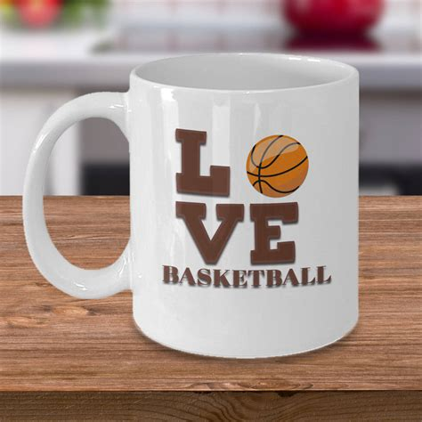 gifts for basketball fans gift for basketball sport fan quot basketball quot coffee