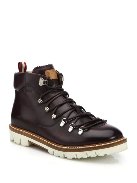 bally j cole for leather hiking boots in for lyst