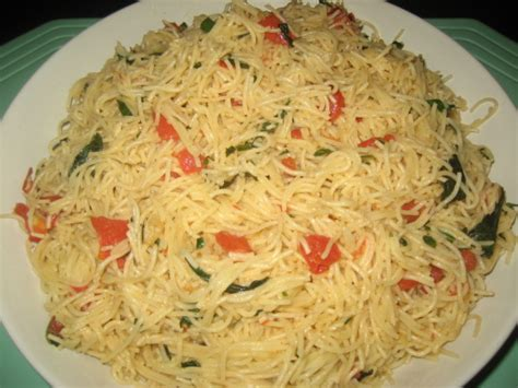 better than olive garden pasta pomodoro recipe food