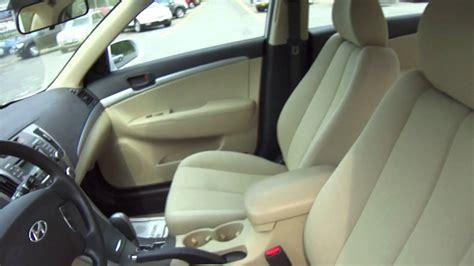 how cars engines work 2010 hyundai sonata seat position control 2010 hyundai sonata gls youtube