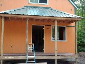 Hip Porch Hipped Roof Front Porch Construction Front Porch